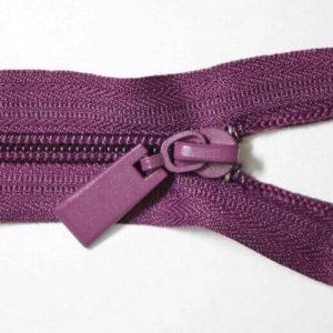 Молния спираль №5 80см Е-230 фиолетовый