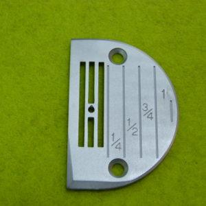 Пластина игольная  Jack F4 11414006 /JACK