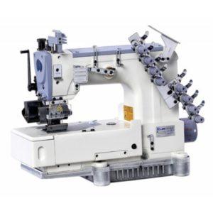 4-игольная швейная машина Jack-8009VCDI-04085P VWL (Голова)