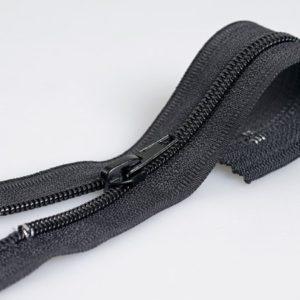 Молния обувная №7 45см черный