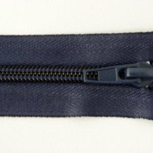 Молния спираль №5 40см ДС-153 темно-синий