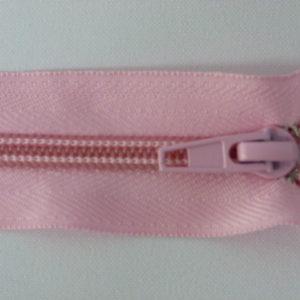 Молния спираль №5 40см ДС-219 розовая