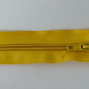 Молния спираль №5 55см ярко-желтый