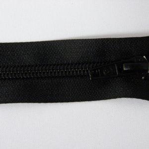 Молния спираль №5 50см «S», 322-черный