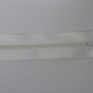 Молния спираль №3 50см ДС-001 белый