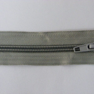 Молния спираль №5 70см ДС-350 светло-серый