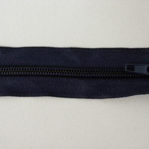 Молния спираль №5 55см ДС-153 темно-синий