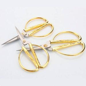 Ножницы металлические с круглыми ручками JZ 6,5 см