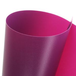 Пластик для лекал малина 0,35 мм