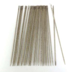 Иглы  цыганские * большие (уп. 25 шт.) 12 см