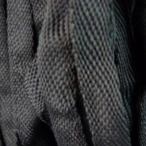Шнур плоский 15 мм, рул-100м, темно-серый (Беларусь)