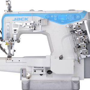 Плоскошовная швейная машина Jack K4-UT-35AC/356 (Голова)