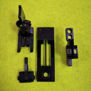 Комплект на двухигольную машину тройное продвижение JZ-12210 5/8″
