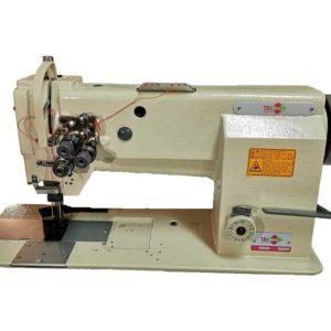 Двухигольная шейная машина TRIO TRI-5942-2 (12,7 мм) (Голова)