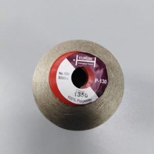 Нитки «EURON» Р 130/2 №130 5000м (1356)