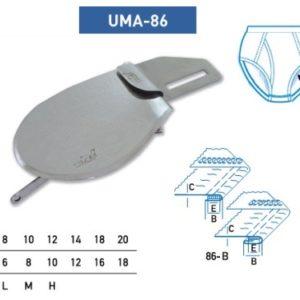 Приспособление UMA — 86-A (10мм-8мм)