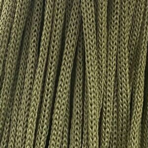 Шнур п/п 4мм хаки (1уп-100м)