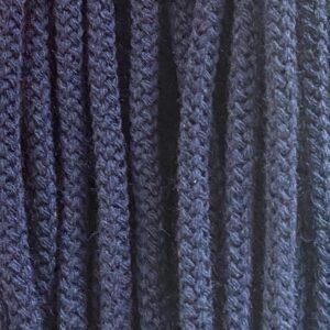 Шнур Арт.70 круглый 7 мм синий рул-100м (Беларусь)