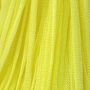 Шнур п/п 4мм лимон (1уп-100м)