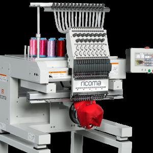 RICOMA Вышивальная машина 1-головочная 12-ти игольная MT-1201