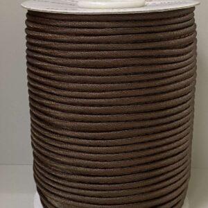 Кант атласный 12 мм №5079 коричневый