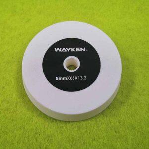 Камень заточной для ленточных машин (65х13,2х8) Wayken