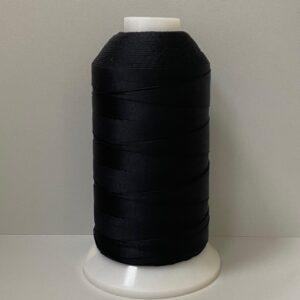 Нитки «EURON» K 420/3 №20 1600м (2220 черный)