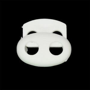 Фиксатор 103-М/27002СМ малый белый (уп. 1000шт)