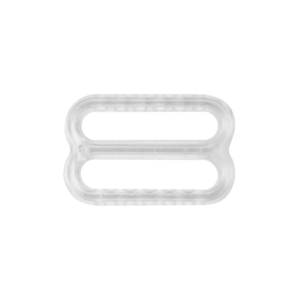 Регулятор пластик прозрачный, 10мм (250 шт/упак) ГС1008