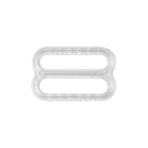 Регулятор пластик прозрачный, 12мм (250 шт/упак) ГС1008