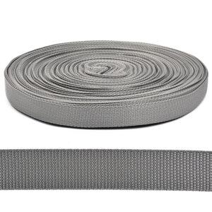 Стропа 25мм 04-серый (1рул-50 м)