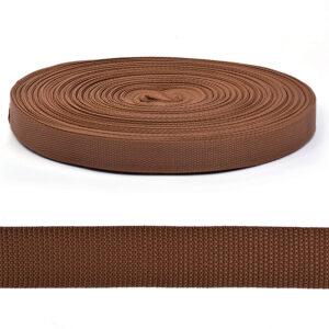 Стропа 25мм 07-коричневый (1рул-50 м)