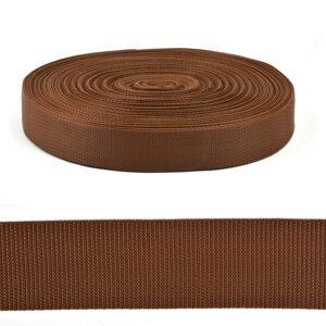 Стропа 40мм 07-коричневый (1рул-50 м)
