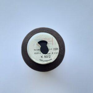 Нитки «EURON» К 50/2 №240 5000м (2131)
