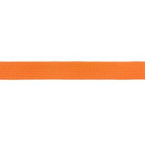 Тесьма окантовочная 22мм оранжевая (1рул-100м)
