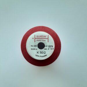 Нитки «EURON» К 50/2 №240 5000м (2135)