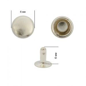Хольнитен №6*6 никель (уп.2000шт)