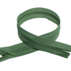 Молния потайная №3 50см F268 оливково-зеленый