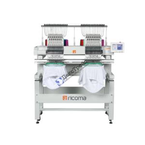 RICOMA Вышивальная машина 2-головочная 12-ти игольная MT-1202